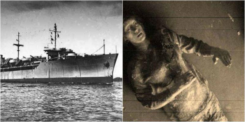 «ourang medan»: Το πλοίο και οι άθικτοι νεκροί του πληρώματός του
