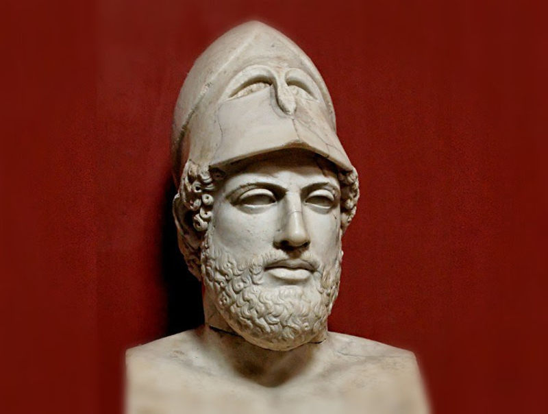 pericles: the first citizen of athens