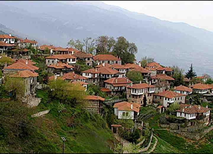 Πιερία: Οικισμός Παλαιού Παντελεήμονα