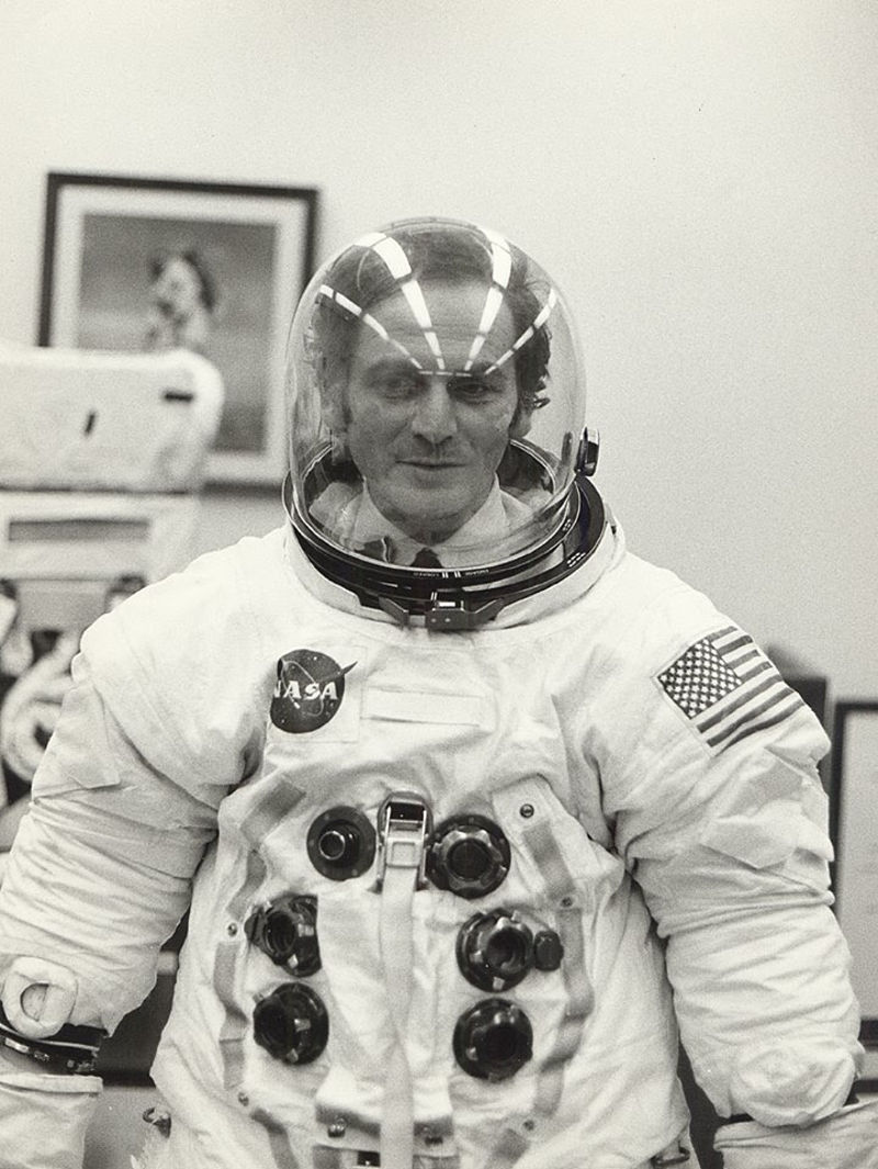 pierre cardin nasa wow