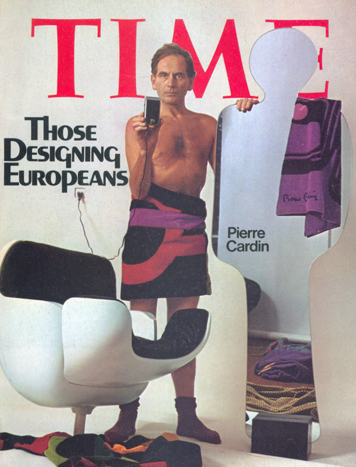 pierre cardin: time magazine