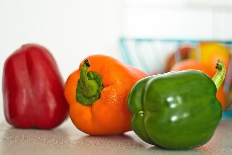 Πιπεριές: Πλούσιες θρεπτικές ουσίες