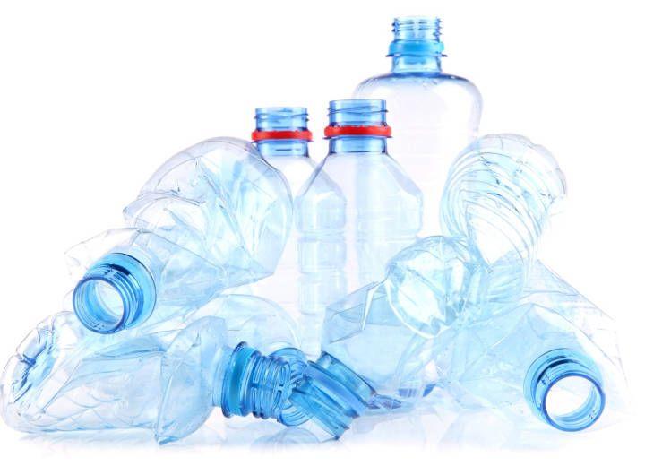 Πλαστικό μπουκάλι; Πέταξε το!