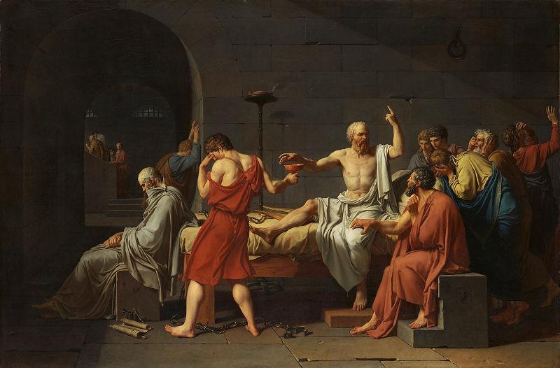 Θάνατος Σωκράτη
