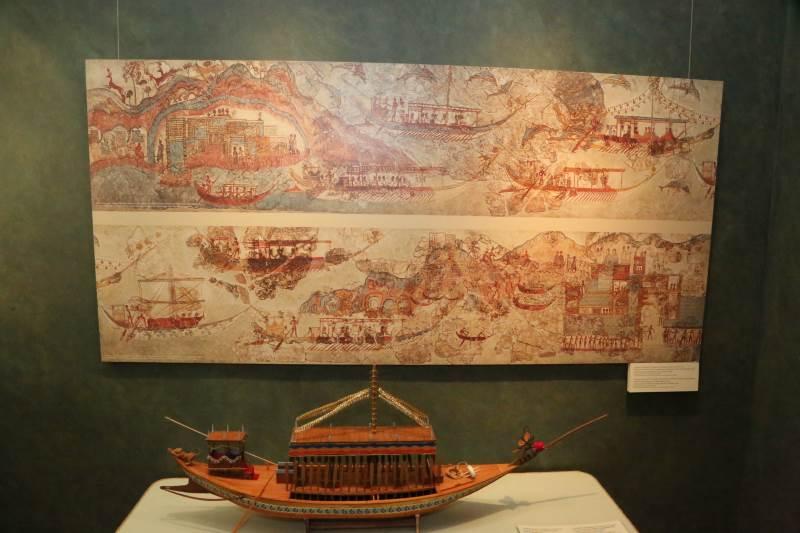«Πλεύσις – Ναυπηγική και Ναυσιπλοΐα των Ελλήνων από την αρχαιότητα έως τους νεότερους χρόνους»