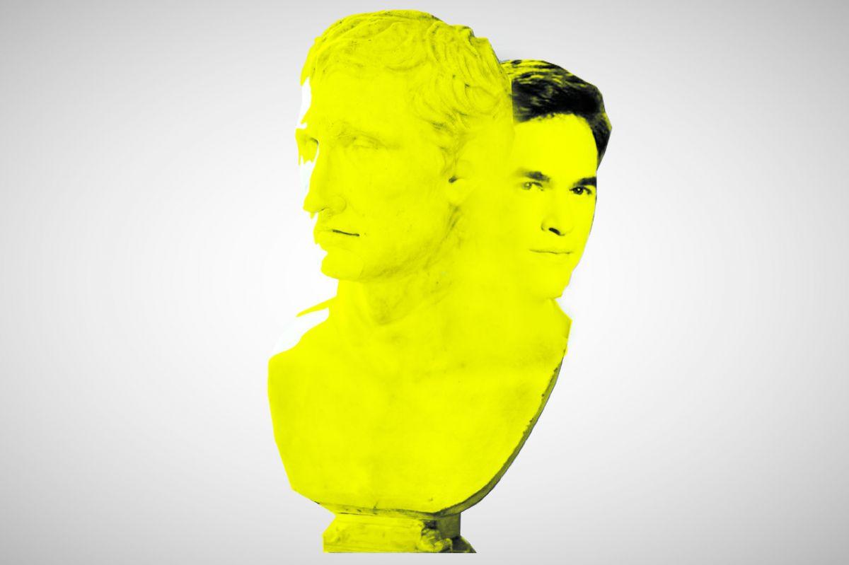 Ο Francesco Vitali γράφει στο greeks channel την άποψή του για το Μένανδρο-Γεώργιο Φουρθιώτη.