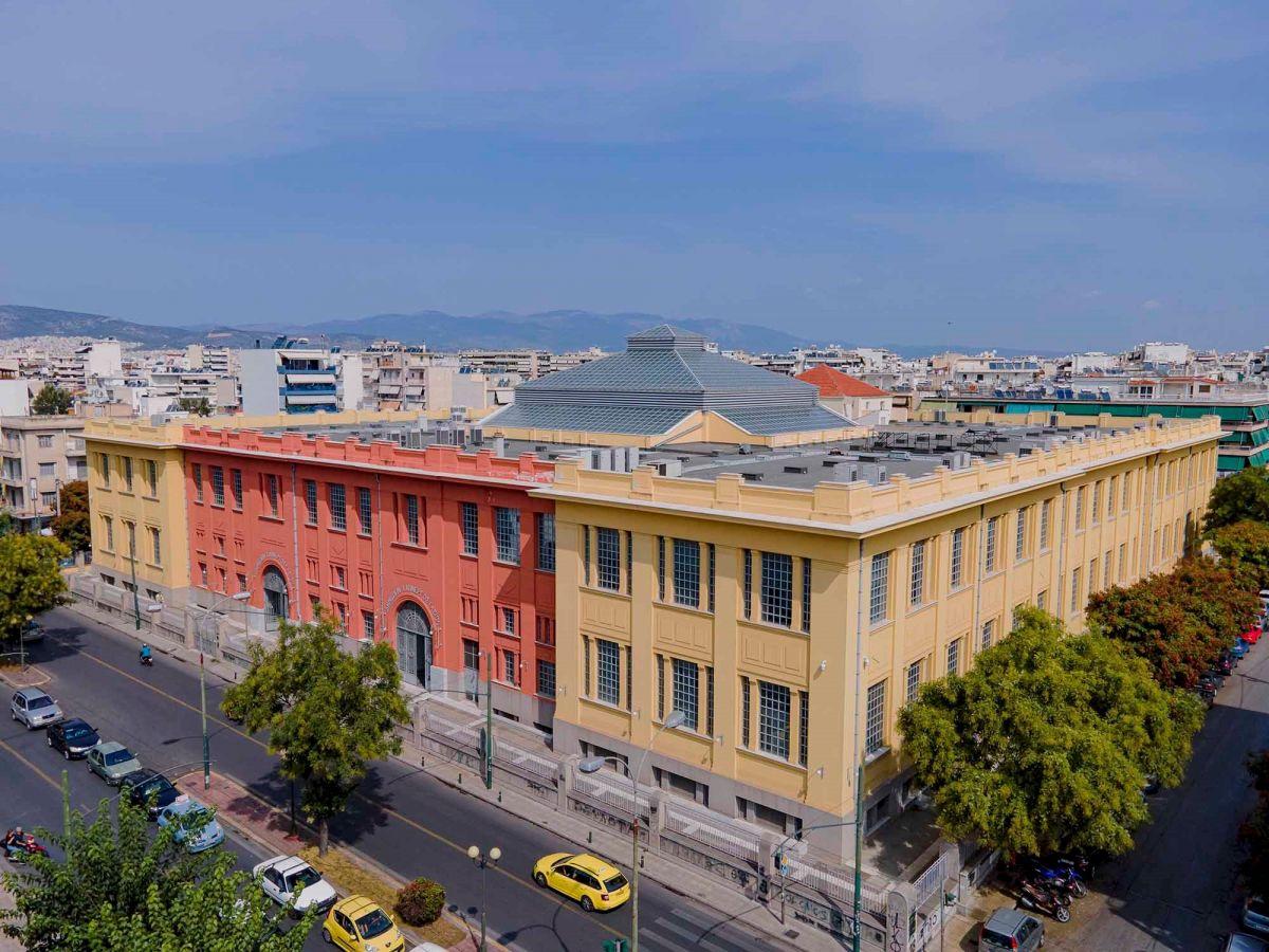 Καπνεργοστάσιο – Βιβλιοθήκη και Τυπογραφείο της Βουλής