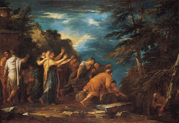 Ο Πυθαγόρας είχε παντρευτεί τη Θεανώ, την κατά πολύ νεότερή του μαθήτρια.