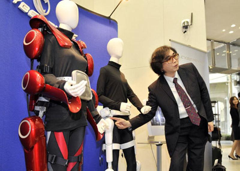 Ρομποτική στολή βοηθά παιδιά με εγκεφαλική παράλυση