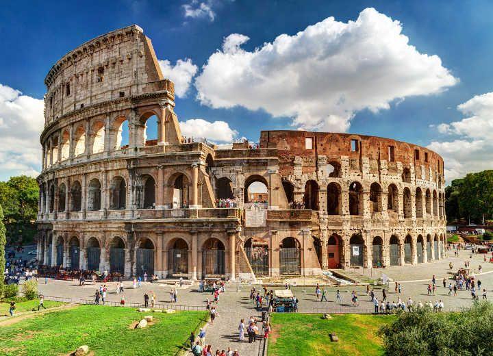 Ρώμη: Η Αιώνια Πόλη ξεδιπλώνεται... στα πόδια σας