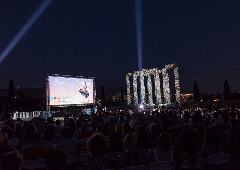 Σινεφίλ, μαζευτείτε: Το 7ο athens open air film festival είναι εδώ