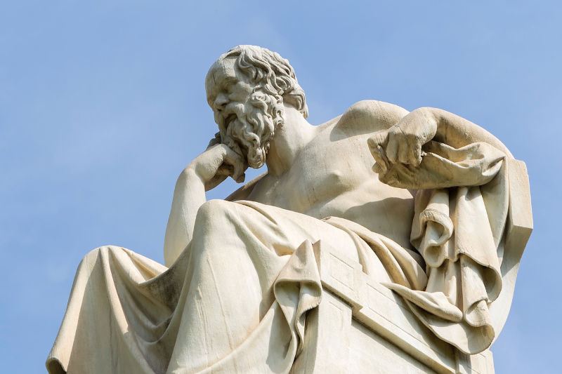 socrates: the simplicity of the wisdom