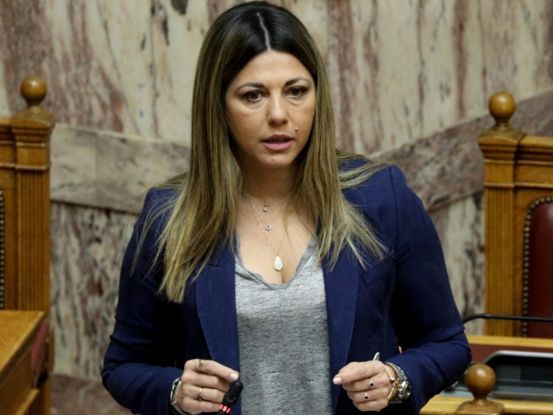 η υφυπουργός Τουρισμού, Σοφία Ζαχαράκη, ανοίγει τα χαρτιά της στο greekschannel.com