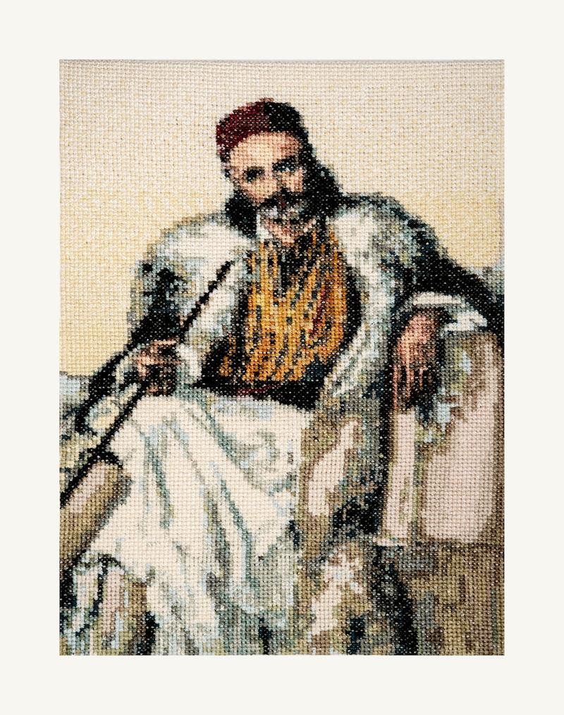ΣΤΑΜΑΤΗΣ ΖΑΝΝΟΣ: 1821 Βασίλης Γούδας