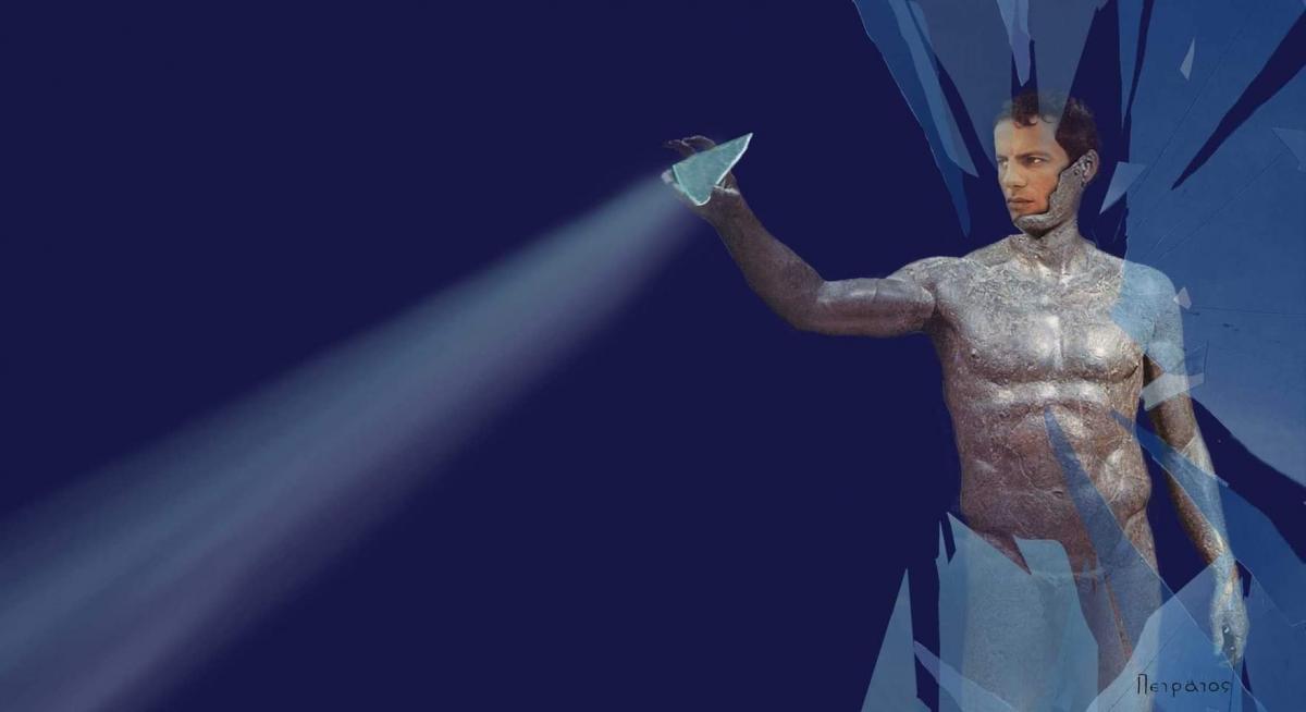 Ο αιώνιος έφηβος Σταύρος Ξαρχάκος τάραξε τα καλλιτεχνικά νερά