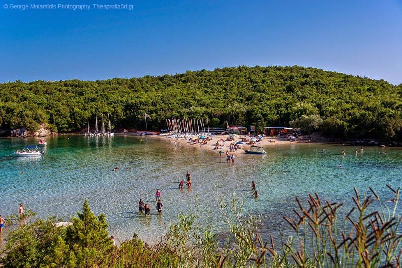 Σύβοτα: Η Καραϊβική της Ελλάδας