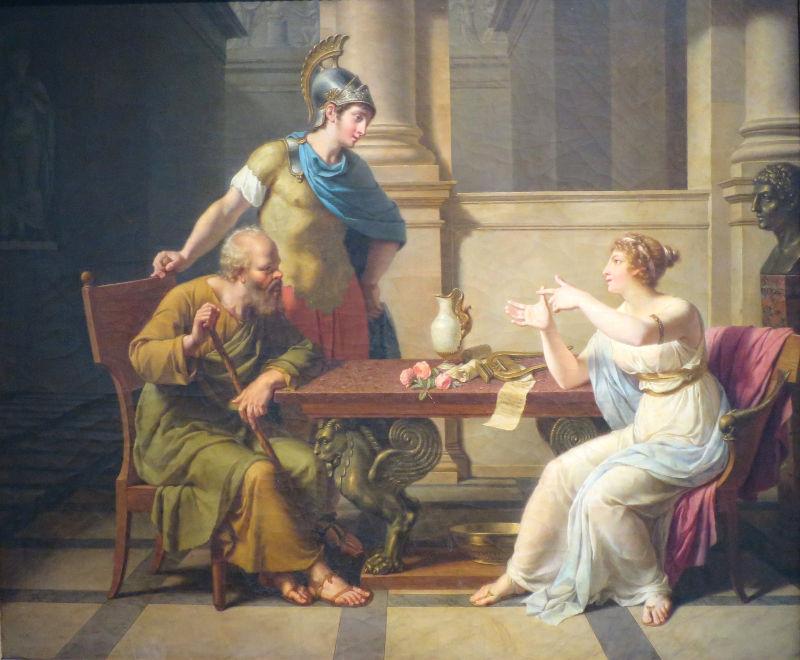 Σωκράτης: Ο Αθηναίος φιλόσοφος που τιμά ολόκληρος ο πλανήτης