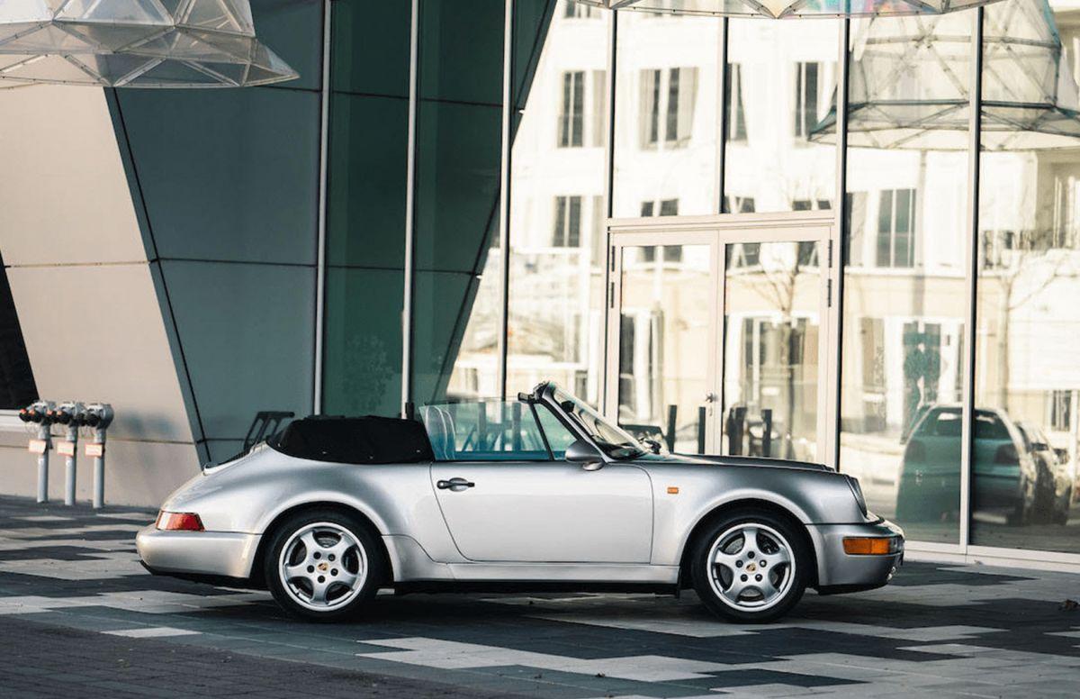 Ο νέος ιδιοκτήτης δαπάνησε σχεδόν μισό εκατομμύριο ευρώ προκειμένου να αποκτήσει την Porsche 911  του Maradona