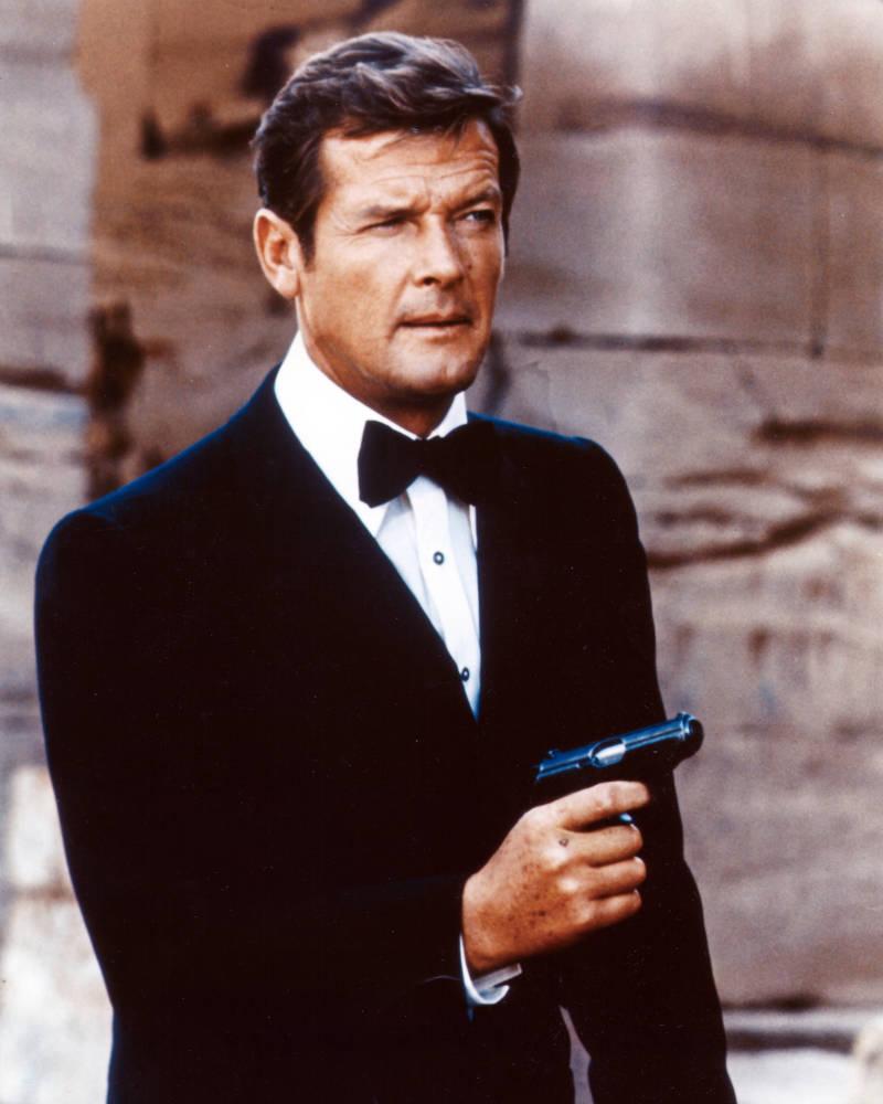 Τ' Όνομά Μου Είναι bond… james bond! Πόσα Γνωρίζεις Για Μένα; Roger Moore