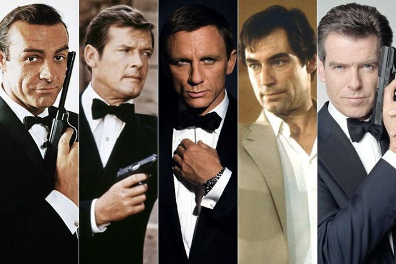 Τ' Όνομά Μου Είναι bond… james bond! Πόσα Γνωρίζεις Για Μένα;