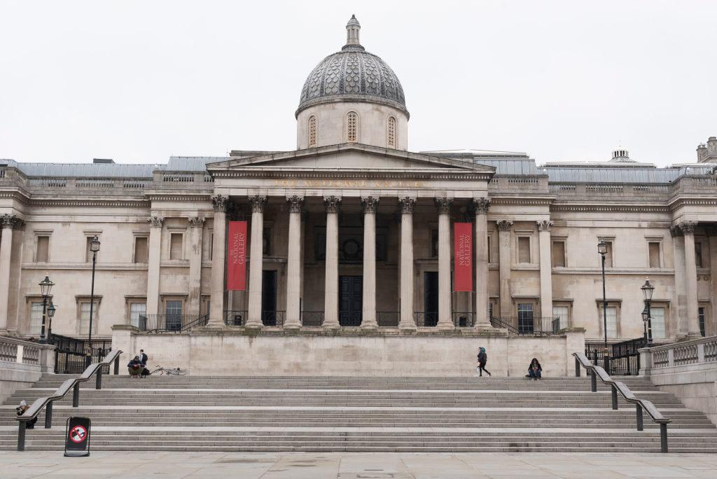 National Gallery Museum - Μουσεία Τέχνης