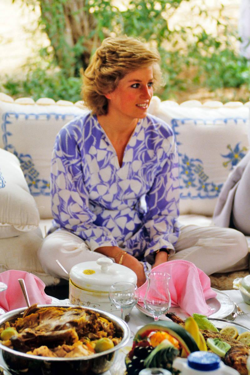 Τα μυστικά διατροφής της πριγκίπισσας Νταϊάνα