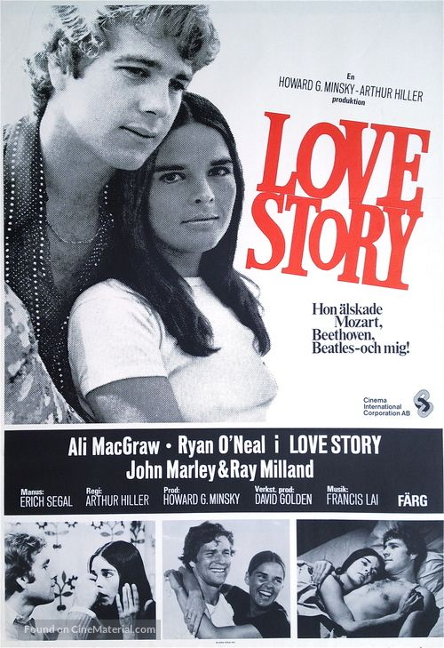 poster love story