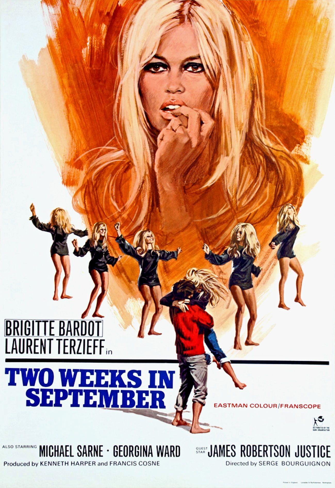 two weeks in september poster movie