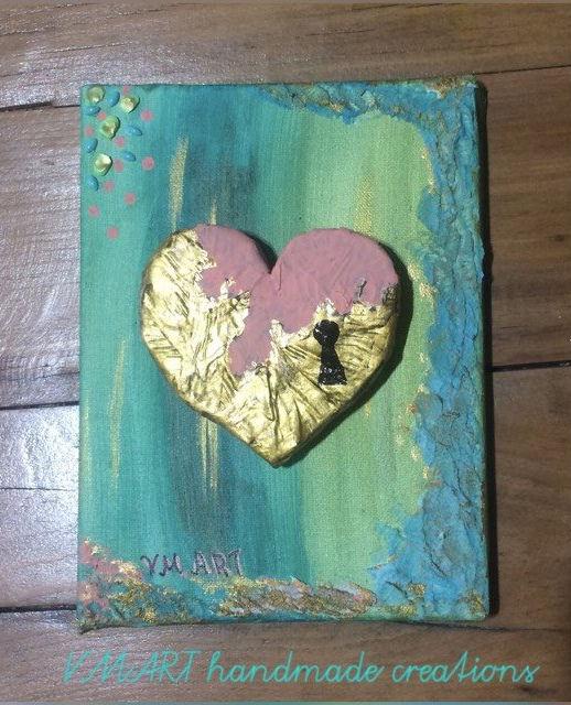 Τα σκουπίδια γίνονται έργα τέχνης heart