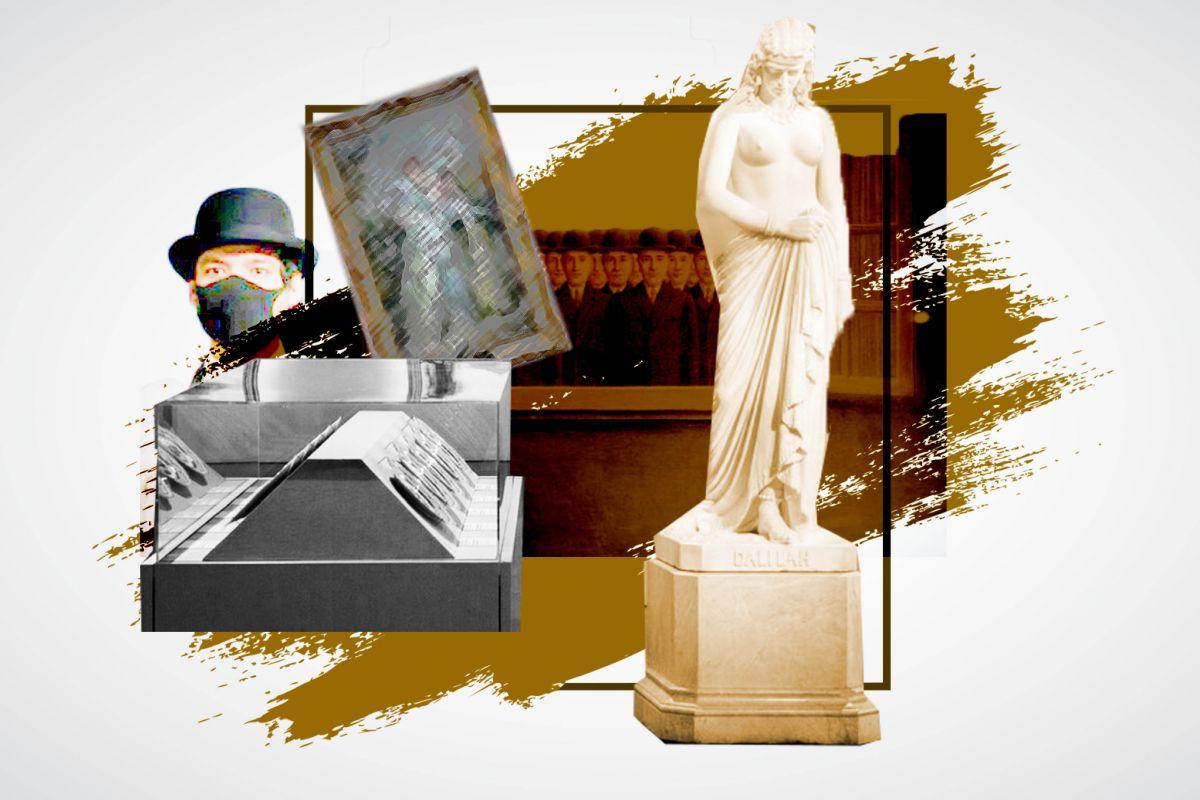 α έπρεπε τα μουσεία να ενημερώνουν το κοινό τους για τα απολεσθέντα έργα τέχνης;