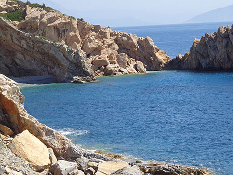 the distant and beautiful ikaria