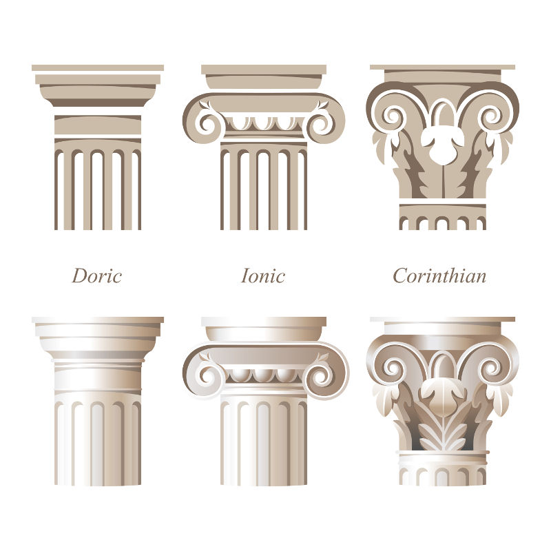 Difference Between Greek and Roman Architecture of Antiquity