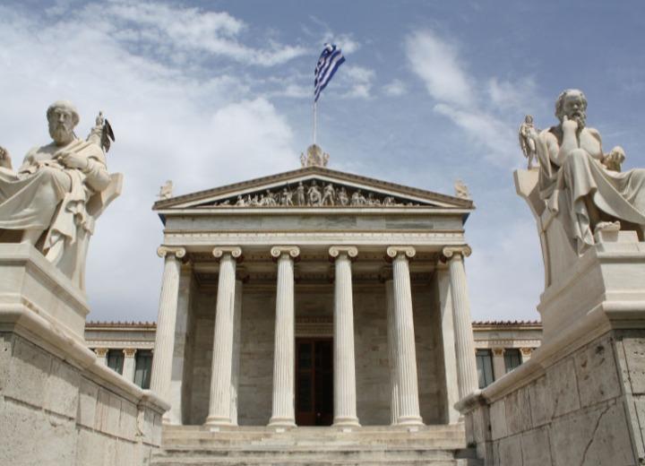 the divine ancient greek architecture