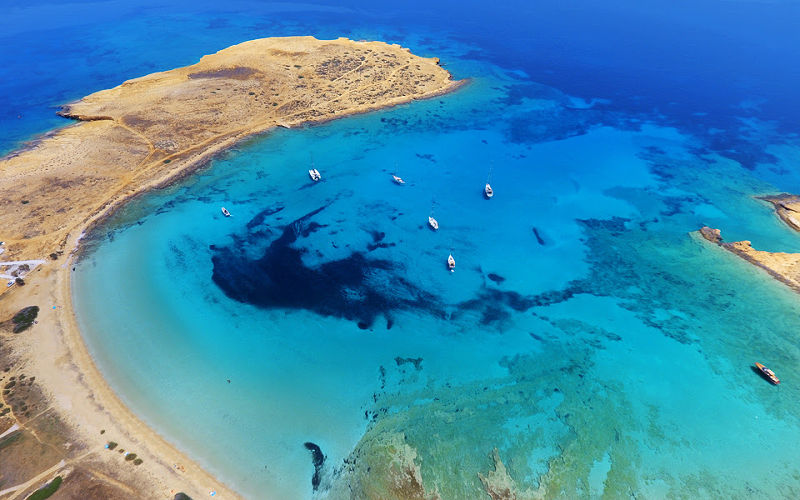 the magnificent koufonisia