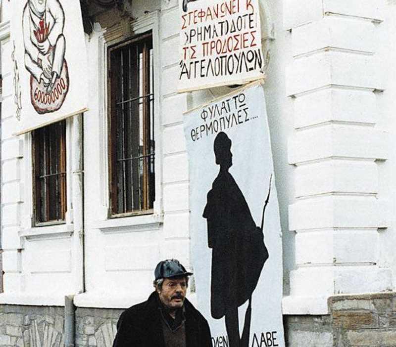 Θόδωρος Αγγελόπουλος: Ο μέγας ιερέας του Κινηματογράφου