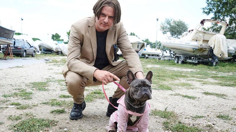 Ο σκύλος παγίδα  (Il colpo del cane)