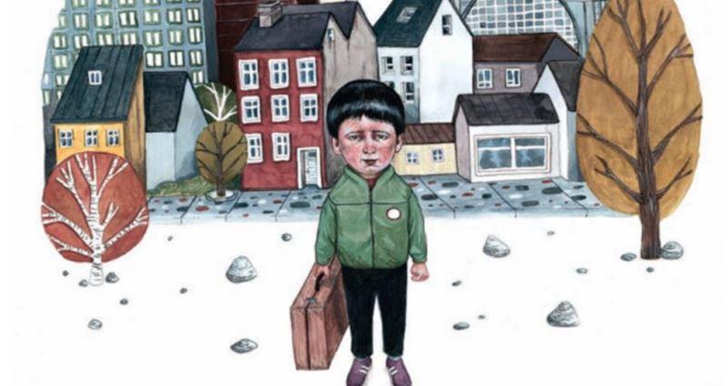 Το αγόρι με τη βαλίτσα στο θέατρο Κάππα