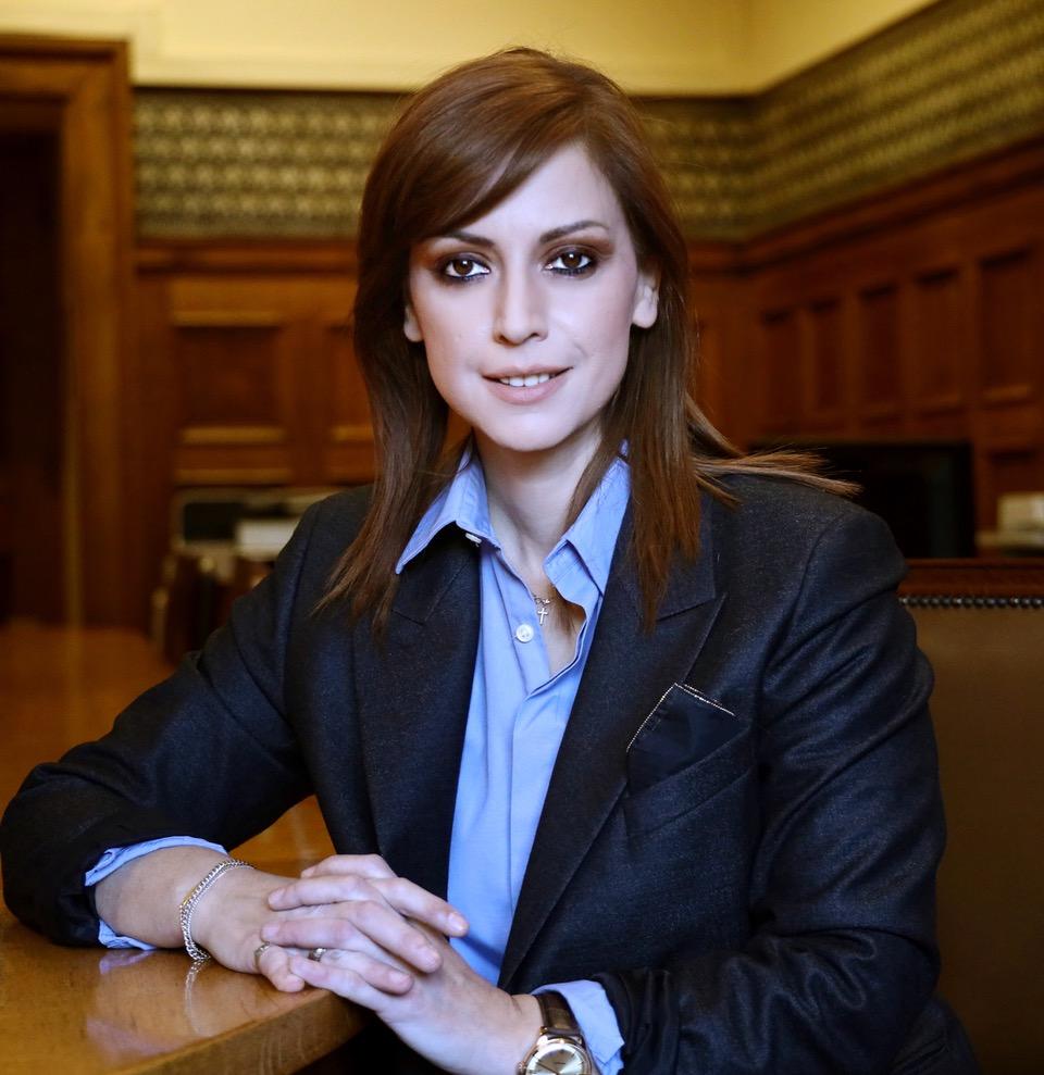 Ραλλία Χρηστίδου, Βουλευτή ΣΥΡΙΖΑ Πενιχρή η παρουσία γυναικών σε υψηλόβαθμες θέσεις, παρά την πλούσια εκπαίδευσή τους