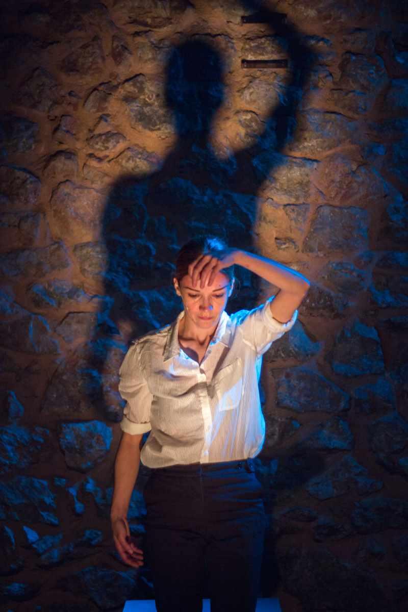 «Το Μόνον Της Ζωής Του Ταξείδιον» του Γ. Βιζυηνού στο Θέατρο Βράχων