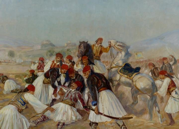 ΤΟ ΜΟΥΣΕΙΟ ΜΠΕΝΑΚΗ ΓΙΑ ΤΟ 1821