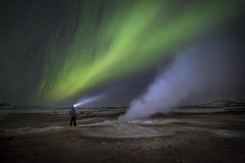 travel photographer 2020: σέλας του valekseev
