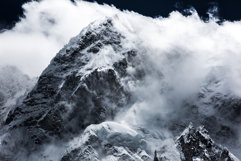 travel photographer 2020: Χιονισμένες βουνοκορφές του Scott