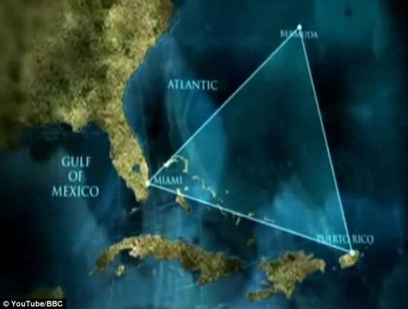 Τρίγωνο των Βερμούδων: το αιώνιο μυστήριο