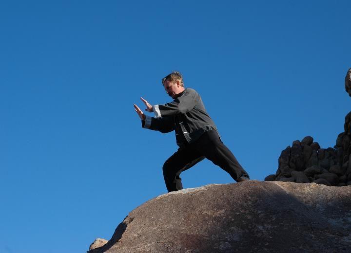 Τσι Κουνγκ: Εναρμόνιση με την ζωτική ενέργεια