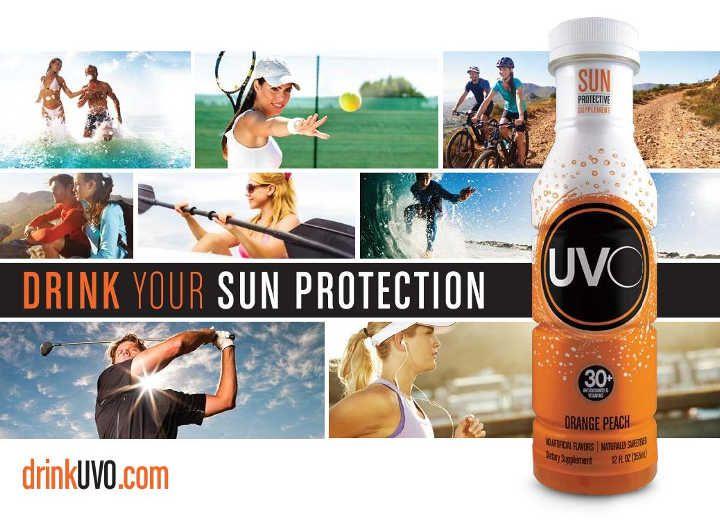 uvo: Η Επανάσταση στην προστασία από τον ήλιο είναι... πόσιμη!