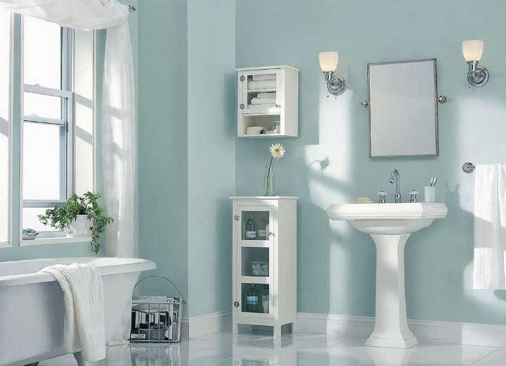 Βάψτε το σπίτι σας στους λαμπερούς τόνους των Κυκλάδων!