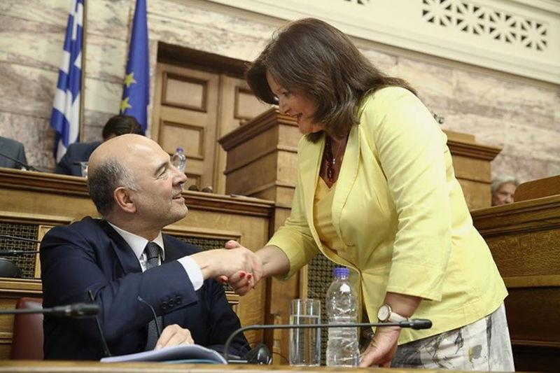 Χαρά Καφαντάρη: Η Αριστερά δεν καπηλεύτηκε ούτε ένα ευρώ!