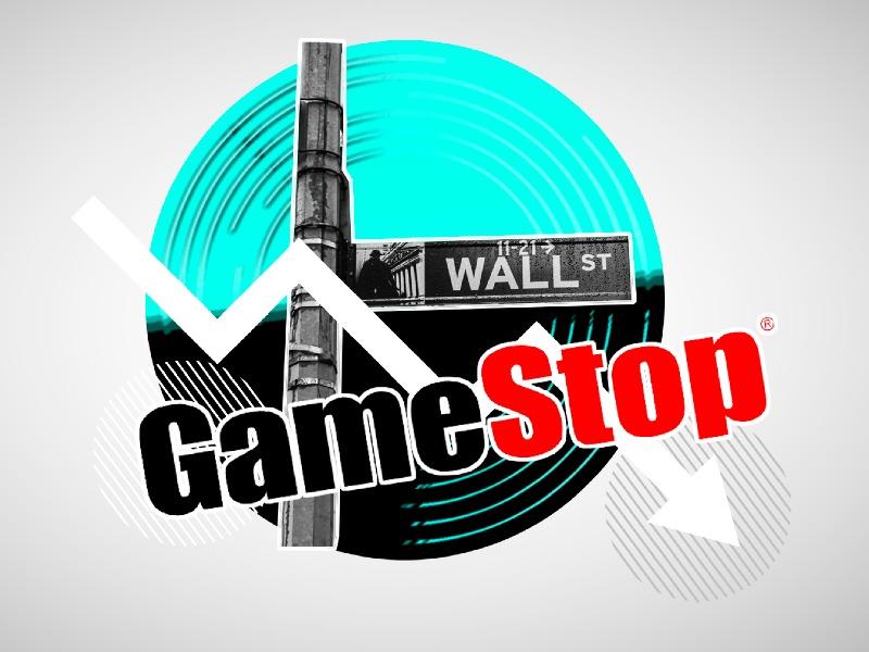 ΥΠΟΘΕΣΗ gamestop Στις Ηνωμένες Πολιτείες μεσα απο το greeks channel Του Γιάννη Κορωναίου
